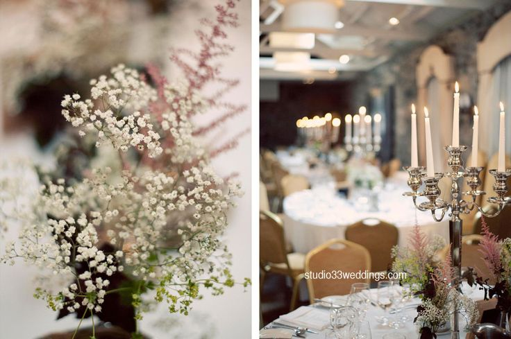 dining with #candles   http://www.studio33weddings.com/tag/ballymagarvey-village/