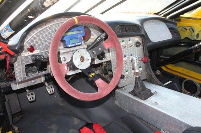 Skunk Works - 1999 Corvette Factory Race Car - SCD Motors - The Sports, Racing and Vintage Car Market