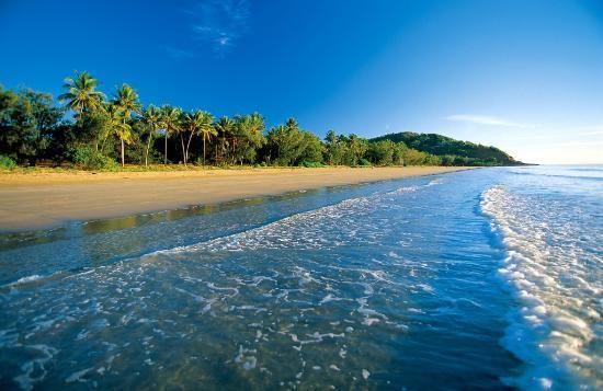 I'd like to wake up here one morning. Port Douglas, Australia