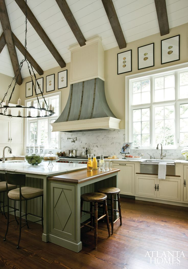 17 Best Images About Gorgeous Green Kitchens On Pinterest Green Cabinets Stove And Green Kitchen