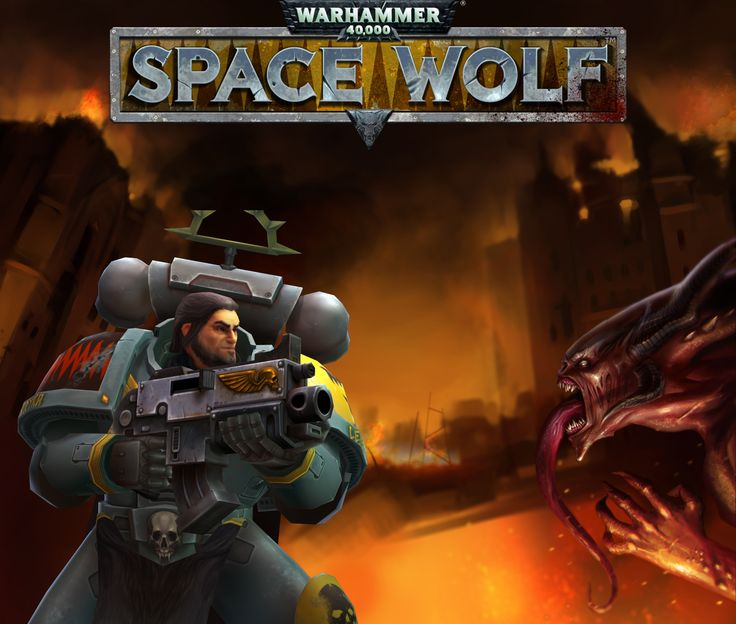 9/10, http://www.kickmygeek.com/test-jeu/iphone-ipad/warhammer-40k-space-wolf App Store: https://itunes.apple.com/ru/app/warhammer-40-000-space-wolf/id840103145?mt=8 #Warhammer #SpaceWolf #HeroCraft #Game #AppStore