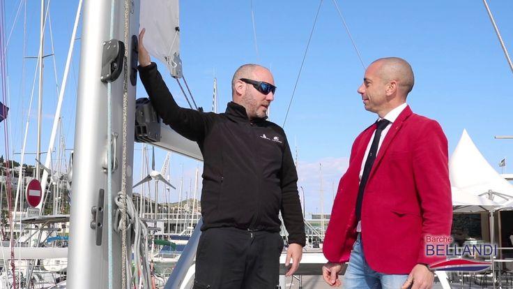 Quali Vantaggi ha l'avvolgiranda. Intervista a Thomas Gaillard [ Nautica...