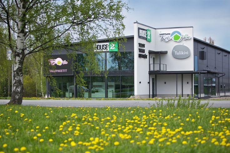 House2 myymälä Seinäjoki