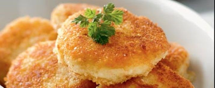 Kartoffelfrikadeller