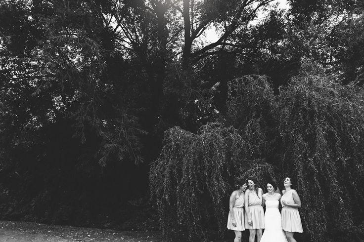 Bridesmaids - Royal Botanical Gardens, Burlington | Niagara Wedding Photographer | Reed Photography | www.reedphoto.ca