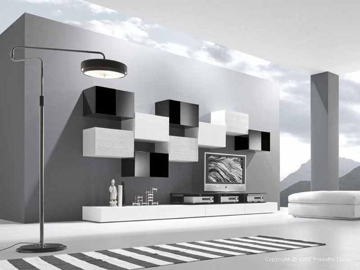 Ultra Modern Living Rooms. Part 44