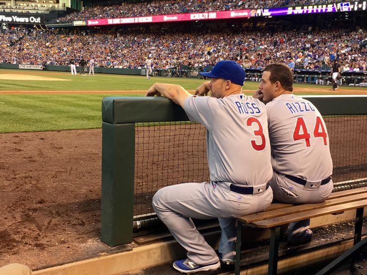 """Chicago Cubs on Twitter: """"Dad."""