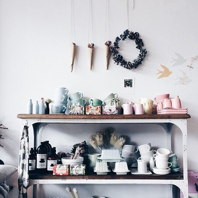 """Looking for a handmade gift or designer wares? Canberra's flourishing weekend markets offer locally designed and produced goods while our shopping malls, boutiques and key precincts offer brand names plus plenty of hidden gems. Where do you like to go shopping in Canberra? Photo: Instagrammer netherleighblog at @shopgirlflowergirl, """"the sweetest little store in the whole city"""". #visitcanberra"""