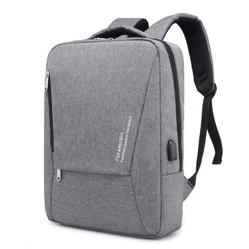 6a2634fe2f1d New Multifunctional USB Port Charging Men 15'' Laptop Backpacks ...