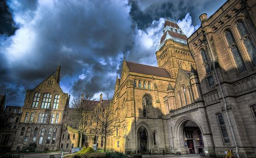 University of Manchester :) kinda really want to go there!