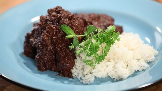 Mexican Mole Chicken | Savoury food for my belly | Pinterest