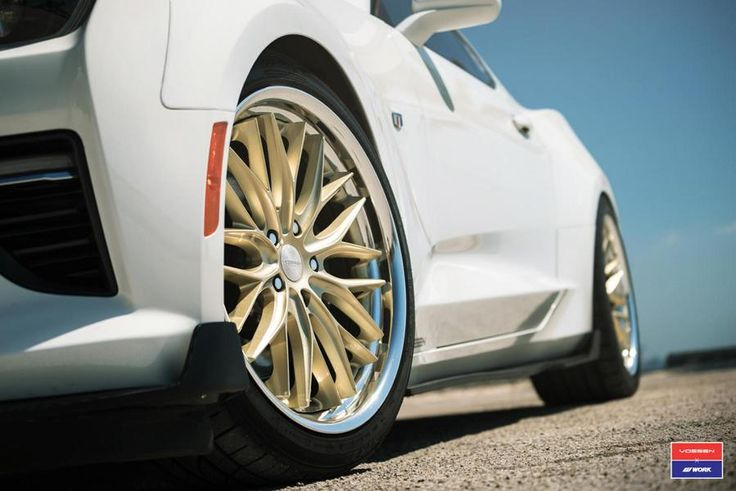 20 Zoll Vossen Wheels VWS 2 Felgen Chevrolet Camaro Tuning 12 photo