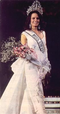 Miss Universe 1987 - Miss Chile