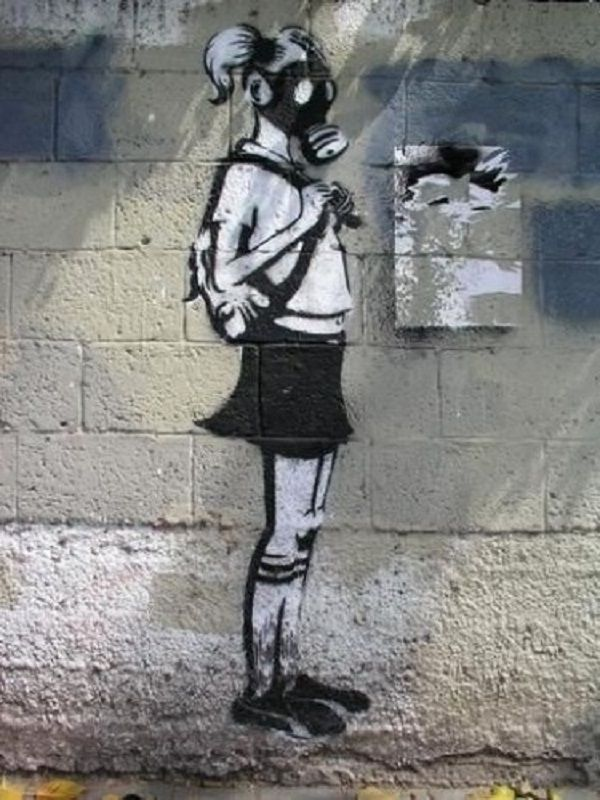 arte urbano ambiental 14 | Vivir Creativamente | Arte | Pinterest ...