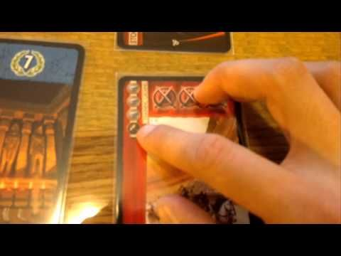 7 Wonders Board Game Review [Vancouver Gamers] - YouTube