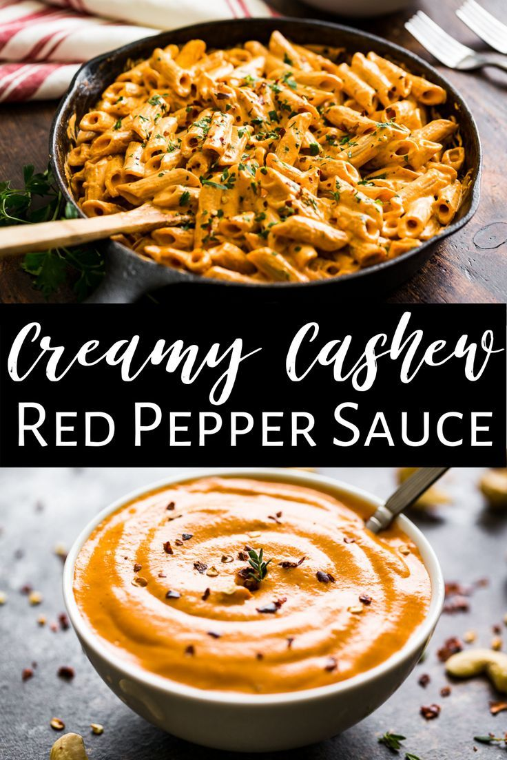 Creamy Cashew Roasted Red Pepper Sauce Get Inspired Everyday Recipe In 2020 Stuffed Peppers Vegan Sauce Recipes Red Pepper Sauce [ 1104 x 736 Pixel ]