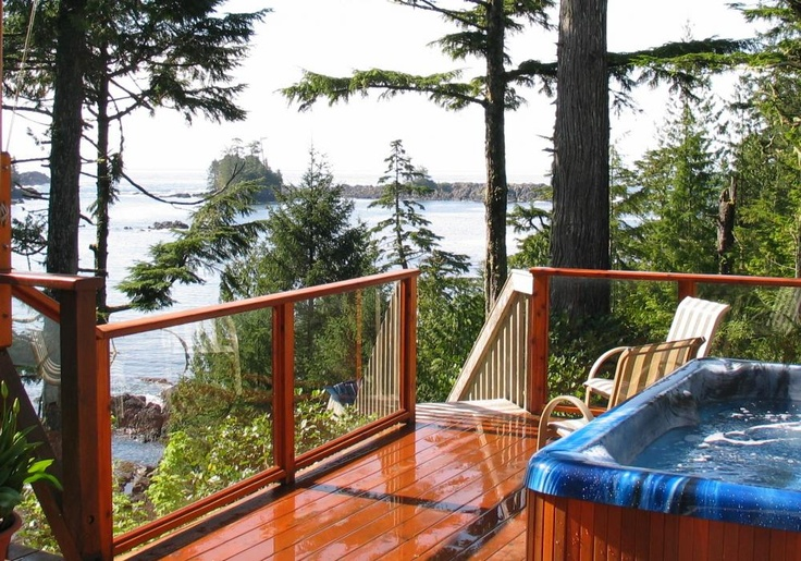 A Snug Harbour Inn, Ucluelet, Vancouver Island.... Amazing ocean views, fabulous rooms and awesome Whale Watching and Bear Watching