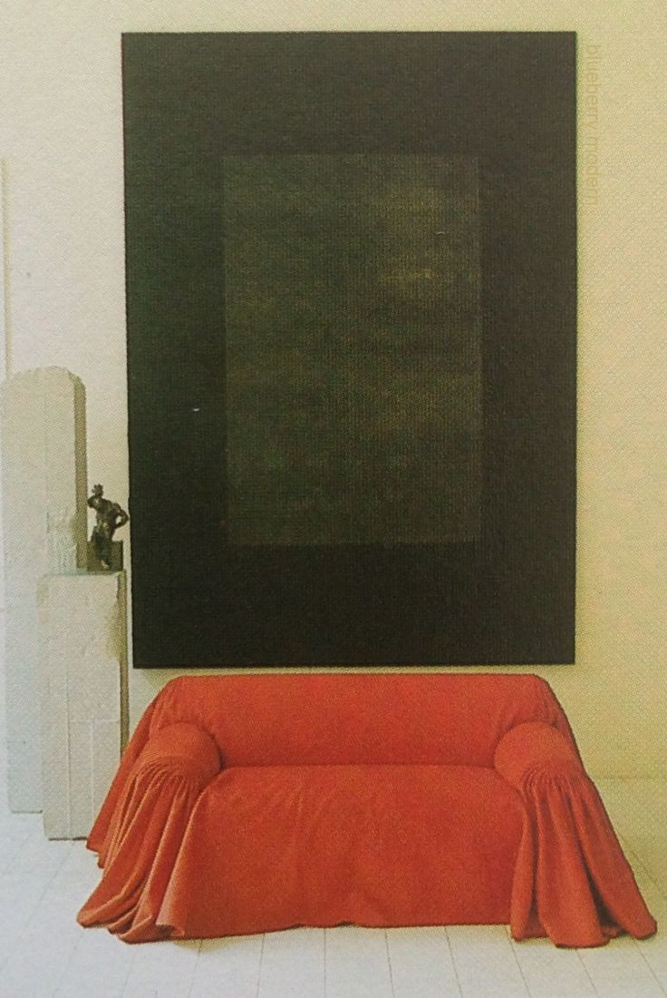 "Great stripped down elegance. The post just reads, ""La Maison de Marie Claire -  Gilles de Chabaneix (from Terence Conran's New House Book)."" I'm gonna say upmarket French 80s. Love the uber-chic simplicity of it all."