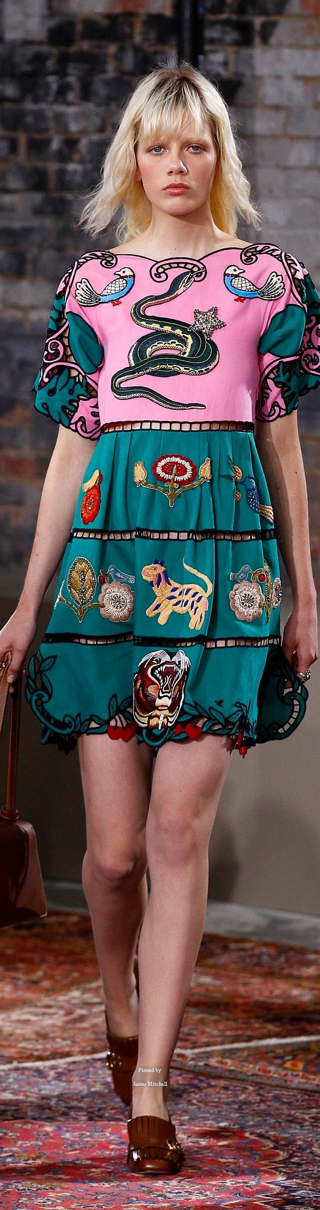 Gucci Pre Spring 2016 collection