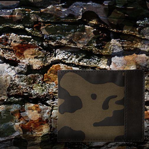 Boys, with this camouflage-inspired #wallet, you won't be blending in, but rather standing out in the crowd! Go ahead, make an impression with this #wallet available at any Exclusive Baggit Outlet and at www.baggit.com.  Shop Here : https://goo.gl/WRti1D