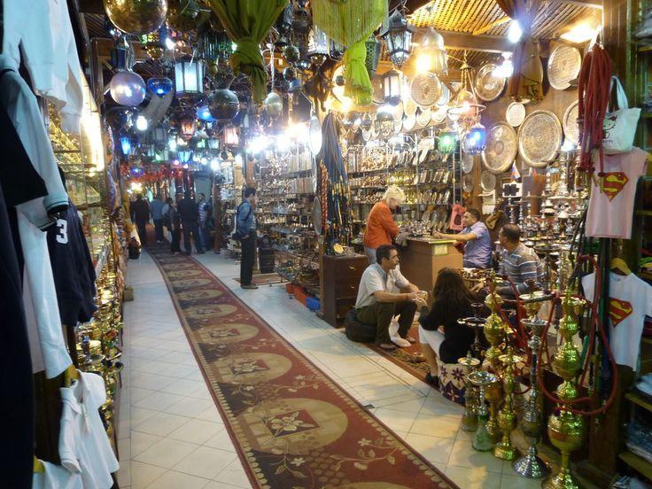 Wie man richtig in Sharm El Sheikh shoppen geht?