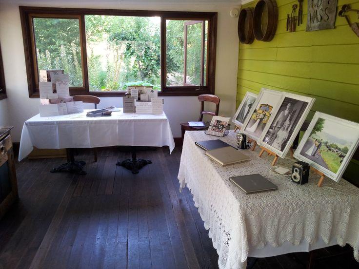 Tess Godkin's and Artforme's displays.