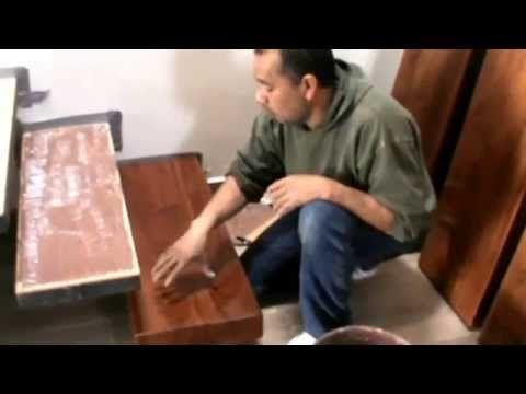 Escalera flotante envolvente en Tzalam - YouTube
