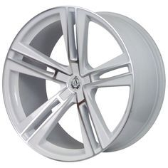 AXE EX21 WHITE POLISHED FACE alloy wheels with stunning look for 5 studd wheels in WHITE POLISHED FACE finish with 22 inch rim size