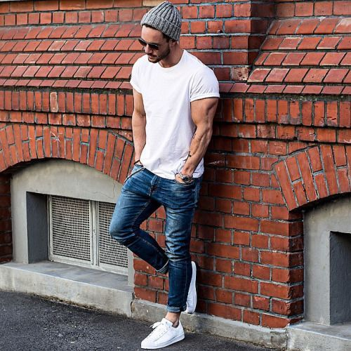 Menstyle: Outfit Ideas to Wear Adidas Superstar - Christopher McFiggins