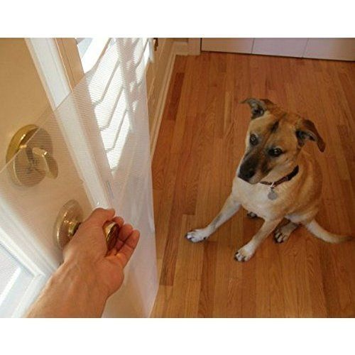 Buy Pet Scratch Protection Dog Cat Door Wall Clear Scratch Frame Protector Shield at online store