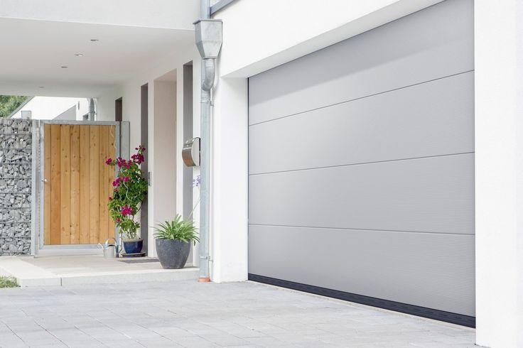 Komfortable Garagentorantriebe ergänzen das smarte Zuhause --> http://baufux24.com/komfortable-hoftor-und-garagentor-antriebe-ergaenzen-das-smarte-zuhause/