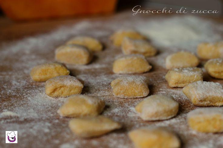 Gnocchi di zucca http://blog.giallozafferano.it/sognandoincucina/gnocchi-di-zucca/