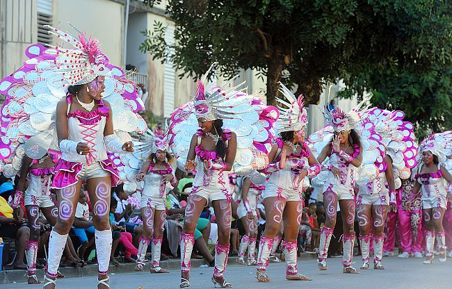 ✨Carnaval Guadeloupe ✨