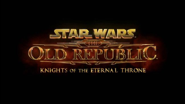 Star Wars: The Old Republic – Knights of the Eternal Throne, νέο expansion