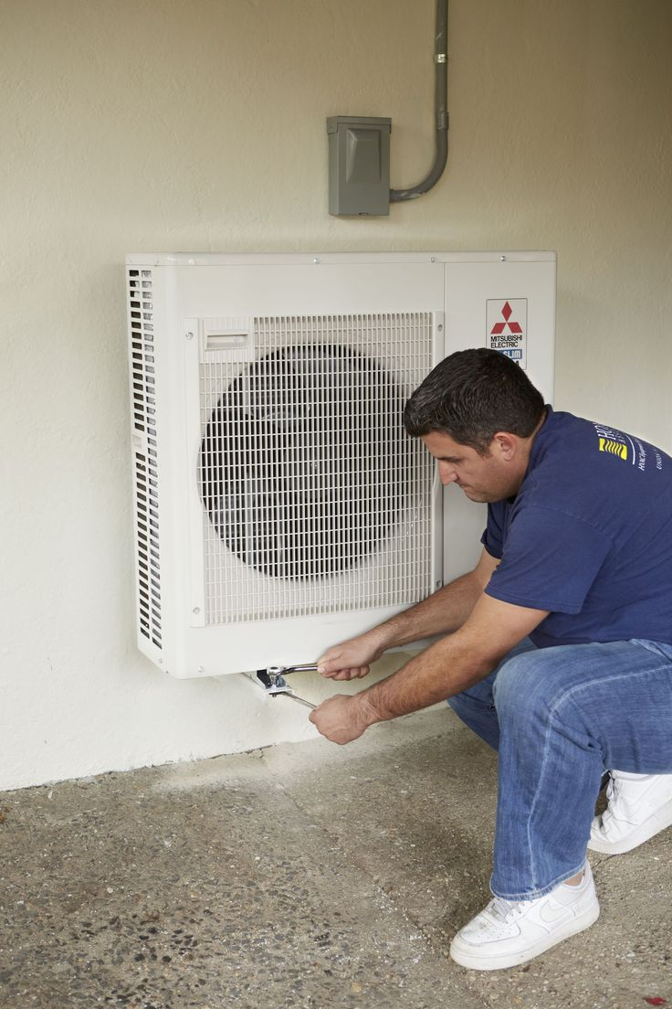 How to Install a MiniSplit AC Heat Pump Heat pump