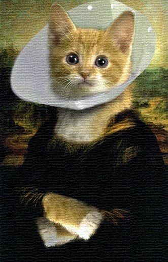 b3ta.com challenge: animal art