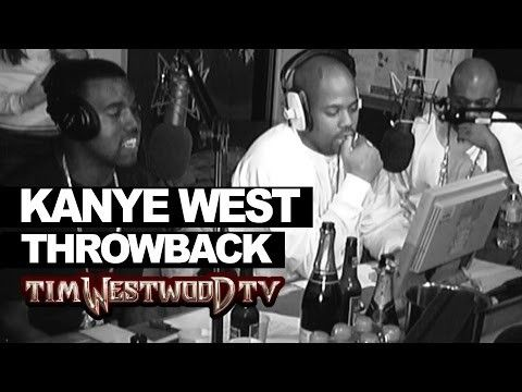 Kanye West Freestyles For Tim Westwood In 2004 #KanyeWest... #KanyeWest: Kanye West Freestyles For Tim Westwood In 2004… #KanyeWest