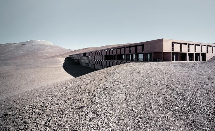 ESO Hotel Cerro Paranal, Chile