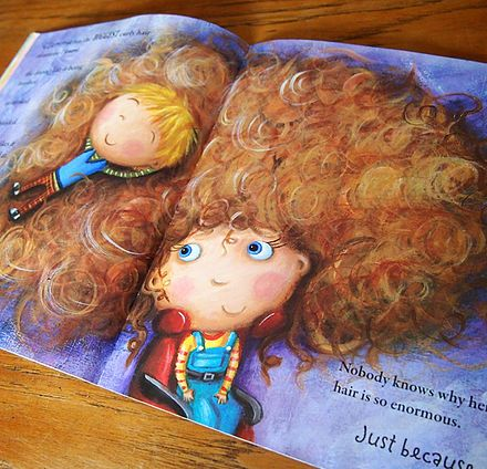 Rebecca Elliott - Children's Book Author and Illustrator