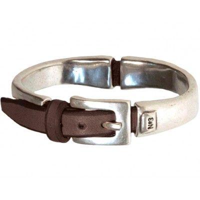 La Doble Leather Bracelet