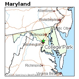 College Park Maryland There Is A Great Campground ThereCherry Hill Annapolis MarylandSweet HomeNew