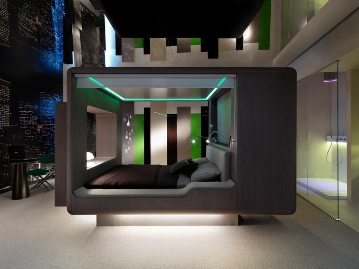 Hoteltherapy by Gianluigi Landoni