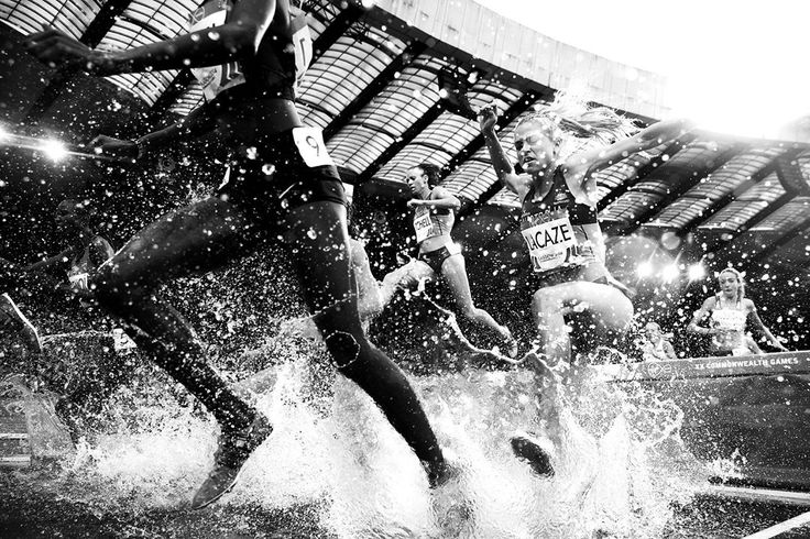 Athletes compete in the Women's 3000 metres Steeplechase at Hampden Park during day seven of the Glasgow 2014 Commonwealth Games on July 30, 2014 in Glasgow, United Kingdom. ⠀⠀⠀⠀⠀⠀⠀⠀⠀⠀⠀⠀⠀⠀⠀⠀⠀⠀⠀⠀⠀⠀⠀⠀⠀⠀⠀ ⠀⠀⠀⠀⠀⠀⠀⠀⠀⠀⠀⠀⠀⠀⠀⠀⠀⠀⠀⠀⠀⠀⠀⠀⠀⠀⠀ My name is Cameron Spencer (@cjspencois) and I'm a staff photographer with Getty Images based in Sydney, Australia. I specialise in photographing sport and his week I'm taking over the World Press Photo Foundation Instagram feed and I'll be sharing some of my…