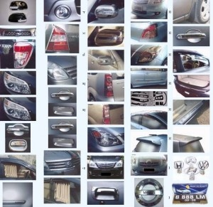 Aksesoris Mobil Murah