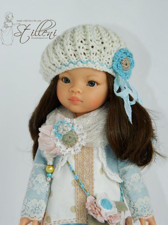Outfit for dolls of 30-35cm Paola Reina Diana Effner от StilLeni