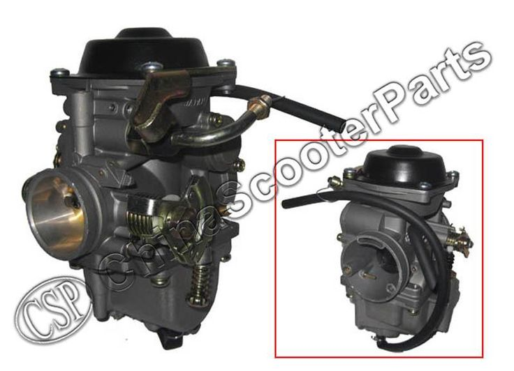300 400 300CC 400CC Carb Carburetor Loncin ODES ATV UTV Go Kart Parts