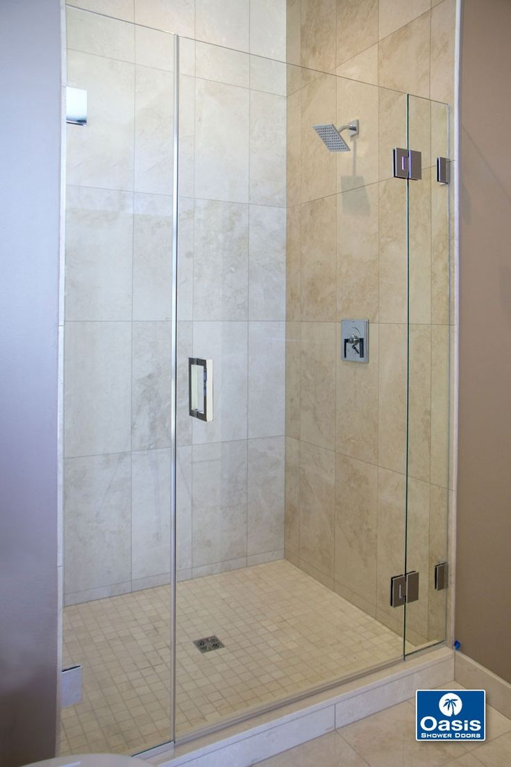 Salient frameless shower door handle for photos frameless shower door - Frameless Glass Shower Door Gap