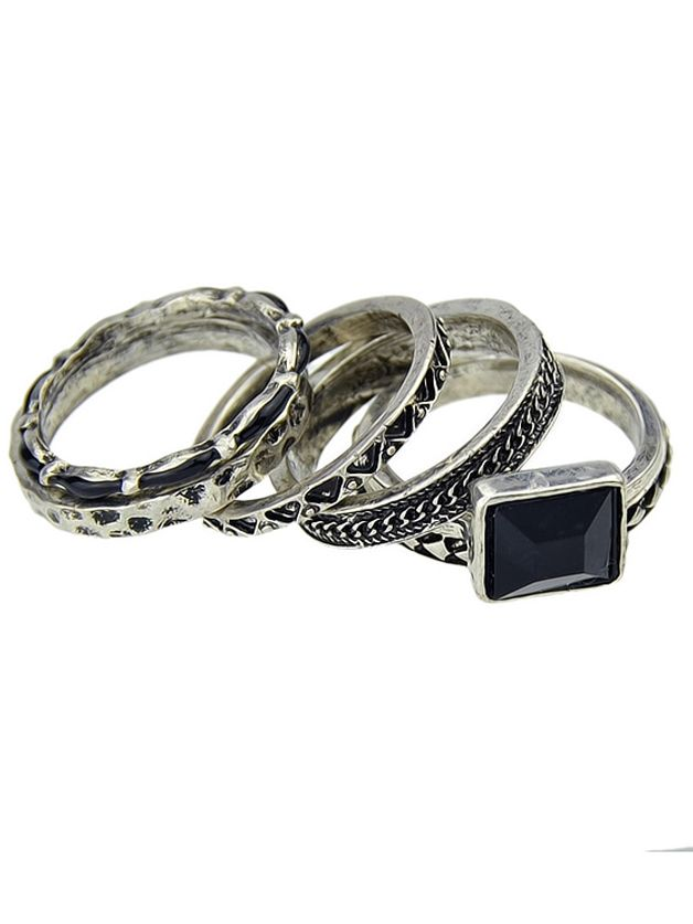 7$  Watch now - http://dis5o.justgood.pw/go.php?t=131 - Four Pieces At-silver Ring Set 7$