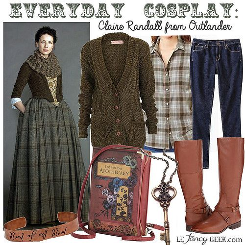 cardigan: Krisp // button-up: Gap // jeans: Mossimo// cuff: The Sad Basset purse: ModCloth // necklace: Whispered Wishes // boots: Nine West Hey ponies! Do any of you watch Outlander? I got into i...