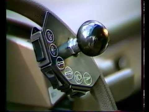 1983 Citroën cars equipped for the disabled - YouTube